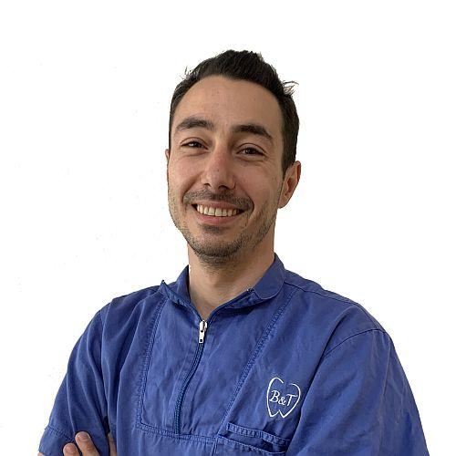 Dr. Filippo Trentin odontoiatra