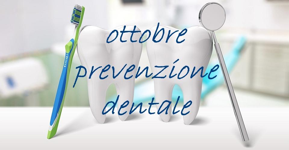 Prevenzione dentale 2020