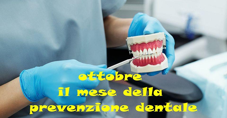 Prevenzione dentale 2021